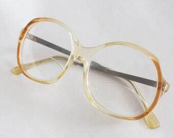 Retro Reading Glasses, Soviet Vintage Eye Glasses, Hipster Glasses