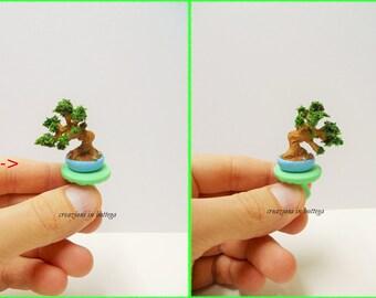 Miniature Bonsai Trees, Bonsai, Bonsai miniature cold porcelain, Bonsai, Bonsai trees, Bonsai miniature Tree cold porcelain