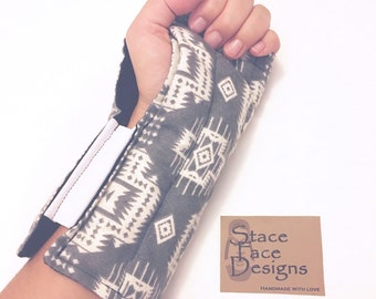 Wrist Rice Heating Pad, Microwave wrist Wrap, Carpal Tunnel Relief, Heat Pad, Rice Bag, Rice Pack, Heat Pack, Heat Therapy