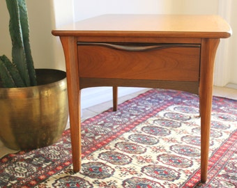 Hold for D Payment 1 of Vintage Kroehler USA End / Side / Night Table with Drawer