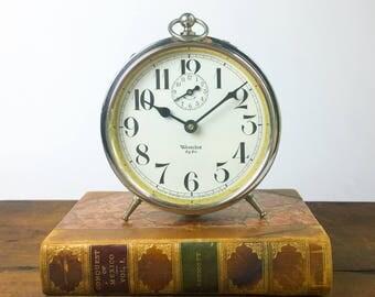 Vintage Westclox Big Ben Peg Leg Alarm Clock in Excellent Working Condition