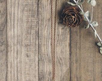 Pinecone Necklace | #16