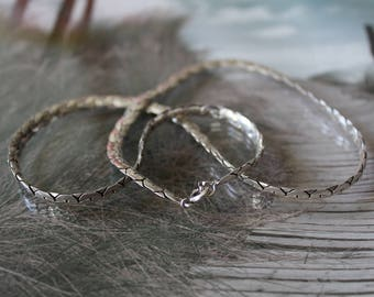 Sterling silver necklace - fine silver - design necklace in silver. sterling silver - silber - vintage