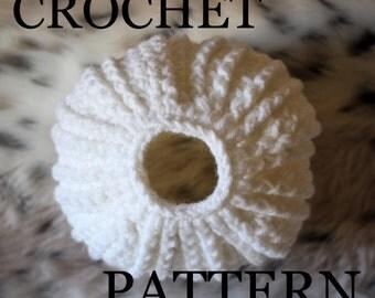 Mom Bun Hat PATTERN, Crochet Hat Pattern, Crochet Pattern, Easy Beanie Pattern, Intermediate Crochet Pattern, Messy Mom Bun Hat, Hat Pattern