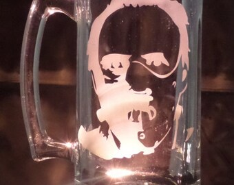 Hannibal Lecter Silence of the Lambs Beer Mug
