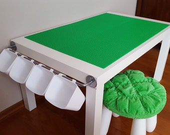 Large LEGO® Table with Storage
