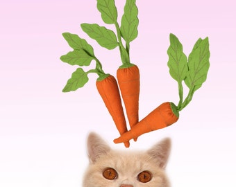 Freak Meowt, Handmade Unique Canadian Catnip Carrots cool cat toys Gifts for cats