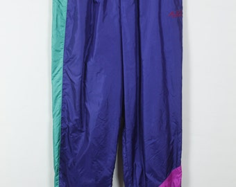 Vintage trousers, 90s sportswear, track trousers, 90s clothing