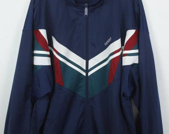 Vintage jacket, 90s vintage, vintage clothing, track jacket, 90s clothing