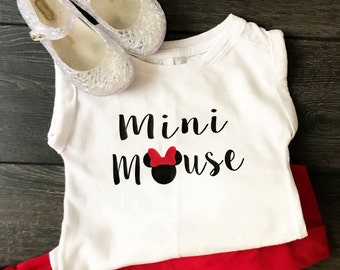 Disney Mini Mouse Baby/Toddler Shirt