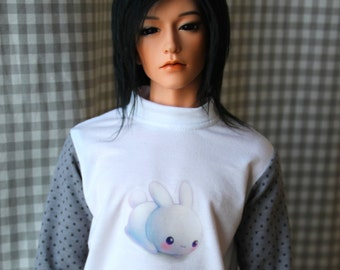 T-Shirt for iplehouse Bichun 1/3 BJD EID - doll (70 cm / 27 inches)
