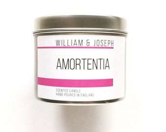 Amortentia Scented Candle   Harry Potter  Inspired Candle, Harry Potter, Harry Potter Gifts, Bookish Candles