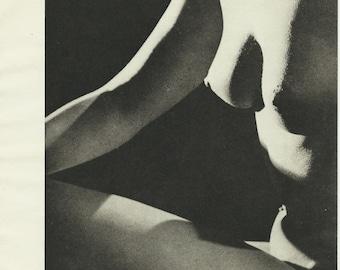 nudie Art Print poster nudity
