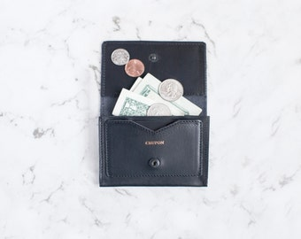 Minimalist wallet for cash, Cash Wallet, Leather Wallet For cash, Coin wallet, Wallet For Coin, Minimalist wallet, Leather Coin Purse