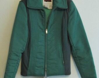 70's Green Topher Women's Ski Jacket