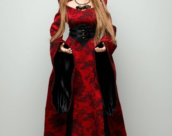 Queen Mother (GoT-inspired) | 1/3 BJD | Made to Order