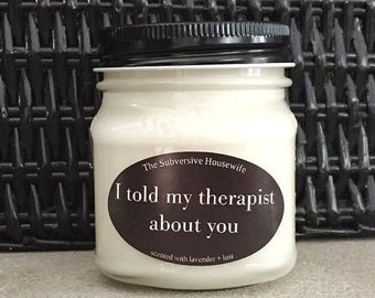 Funny Gift for Guys - Funny Gift - Funny Guy Gift - Funny Candle - Funny Valentines Day Gift - Gift for Boyfriend - Boyfriend Gift