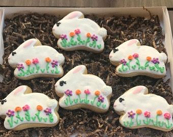 Hopping Bunny Cookies (Little Bunny Foo Foo!)