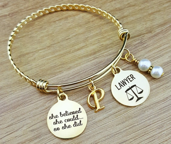 Gold Lawyer Gift Lawyer Graduation Gift College Graduation Gift for Her Graduation Gift for Daughter Future Lawyer Senior 2017 Senior Gifts