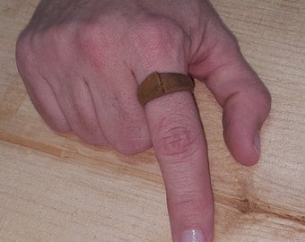 Ring wooden!