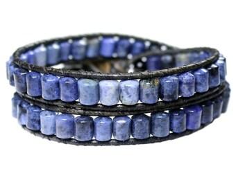 Mens bracelet classic Sodalite 450