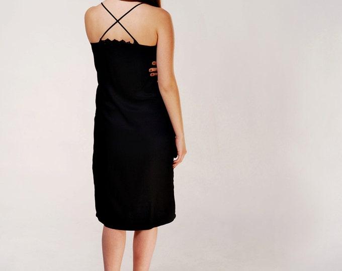 Camisole Dress, Little Black Dress, Cocktail Dress, Evening Dress, Midi Dress, Slip Dress