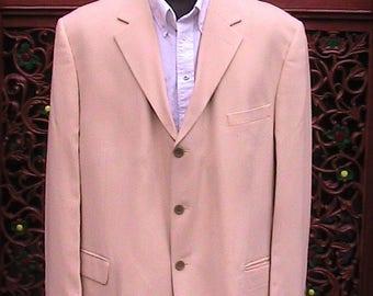 Size 48 All Silk Jacket