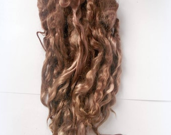 doll hair Mohair,Goat curls for dolls, curls for doll hair, doll hair,goat locks