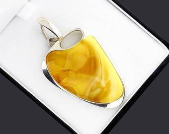 Baltic Amber, Baltic Amber Jewelry For Sale, Mommy Daughter Pendant, Sister Gemstone Pendant, Mom Pendant Gift, Mom Boho Pendant