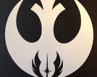 Star Wars: Rebel Alliance (all weather) decal
