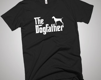 Vizsla Dogfather T-Shirt