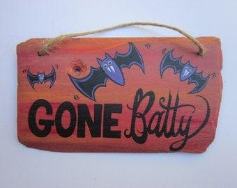 Gone Batty!