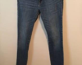 Denim Skinny Jeans Size 5