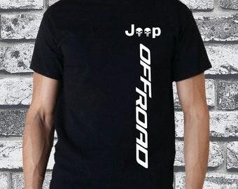 Jeep Offroad  T Shirts