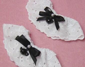 Lolita Wrist Cuffs
