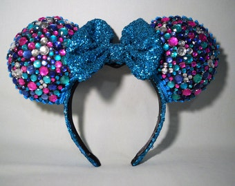 Hidden Mickey Minnie Mouse Ear