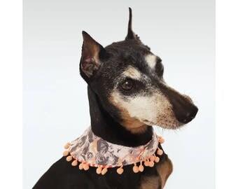 Dog bandana, Puppy scarf, Dog clothes, Dog fashion, Cat scarf, Pet accessories