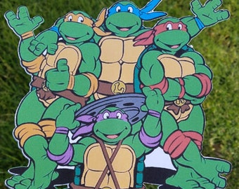 Teenage mutant ninja turtles party, turtles birthday