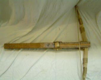 Handmade Medieval Crossbow