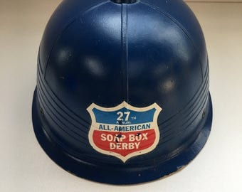 27th Annual All-American Soap Box Derby Cap From 1959