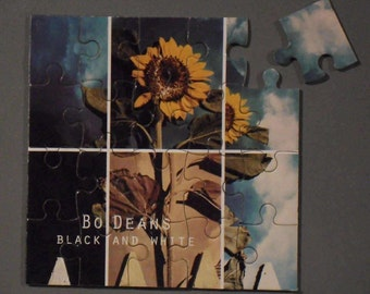 BoDeans CD Cover Magnetic Puzzle
