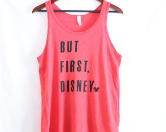But First, Disney Red