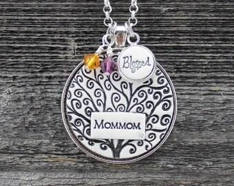 Mommom Handmade Pottery Necklace