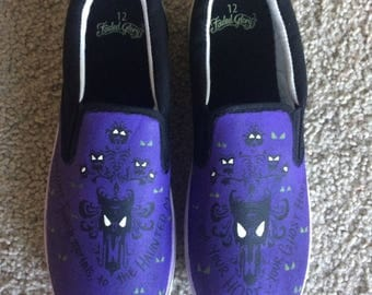 Haunted Mansion Shoes