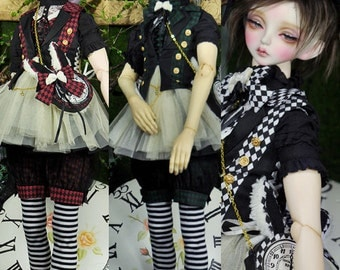 CODENOiR - RomanceRabbit BJD Clothes for SD13 BOY / Super Dollfie 13 Boy / 1/3 Boy ( not SD 10 / 13 Girl lol )