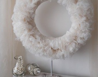 Ornaments wreath
