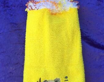 Hanging Hand Towel – Koala – Australia – Yellow