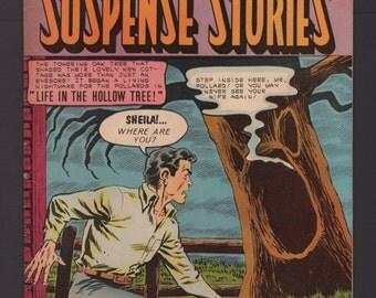 Strange Suspense Stories 1963, vol 1, #63, 6.5 (FN+)