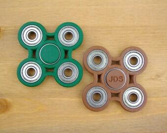SALE: Quad Design Ceramic Bearing Fidget Spinner - EDC