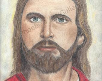 Lord Jesus Printable Art
